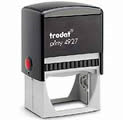 "4941/4750/4760 - 4941 1"" by 1-5/8"" Plain Self Inking Stamp (Same as Trodat 4750 AND 4760)"