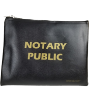 BAG-NP-LG - Large Notary Supplies Bag