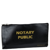 Small Notary Supplies Bag