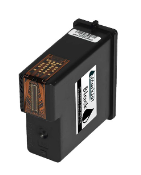 EM BK P3-S Black Cartridge, regular inkjet for paper and cardboard. (For models 940 and 970)