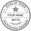 ENG-TX - Engineer - Texas<br>ENG-TX