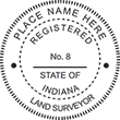 LANDSURV-IN - Land Surveyor - Indiana<br>LANDSURV-IN