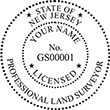 LANDSURV-NJ - Land Surveyor - New Jersey<br>LANDSURV-NJ