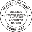 LSARCH-HI - Landscape Architect - Hawaii<br>LSARCH-HI
