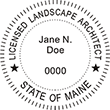 LSARCH-ME - Landscape Architect - Maine<br>LSARCH-ME