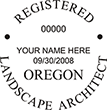 LSARCH-OR - Landscape Architect - Oregon<br>LSARCH-OR