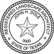 LSARCH-TX - Landscape Architect - Texas<br>LSARCH-TX