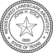 Landscape Architect - Texas<br>LSARCH-TX
