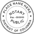 NP-DC - Notary Public District of Columbia - NP-DC