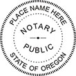 NP-OR - Notary Public Oregon - NP-OR