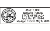 NPS-NV - Notary Public Nevada - NPS-NV