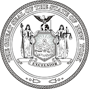 State Seal - New York<br>SS-NY