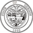 SS-OR - State Seal - Oregon<br>SS-OR