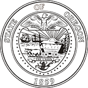 State Seal - Oregon<br>SS-OR