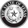 SS-TX - State Seal - Texas<br>SS-TX