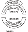 STRUCTENG-OR - Structural Engineer - Oregon<br>STRUCTENG-OR