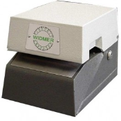 "Widmer 776TV (Transcript Validator)  2"" Electric Embosser (Text Only Seal included in this price). Prints additional info, Date, Time Signatures, Counting Number etc."