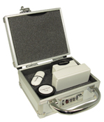 "Metal Heavy Duty Locking Case 5-3/4"" by 4-3/4""x 2-1/2"" inside dimension for Stamps, Seals and other uses."
