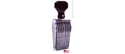 ALPHABET Stamps Pullman Gothic (AG)  - Full Alphabet On Each Band