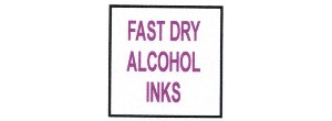 FAST-DRY INDUSTRIAL INKS (MUST SHIP UPS GROUND)