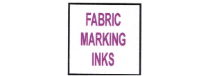 FABRIC MARKING INKS (MUST SHIP UPS GROUND)