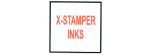 X-STAMPER REFILL INKS