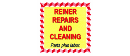 Reiner Repair and Cleaning