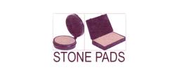 STONE PADS ROUND AND RECTANGULAR