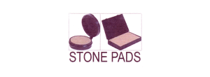 STONE PADS ROUND AND RECTANGULAR