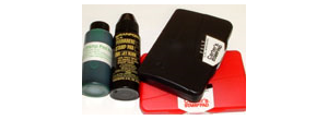 CLASSIC RUBBER STAMP PADS AND INK
