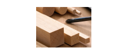 "DOWEL4 - 3/4"" BY 3/4"" DOWEL (PEG) STAMP 4 Inch Length (2)"