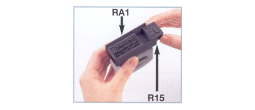 R15EXTRA - EXTRA LOGO CARTRIDGE FOR N15