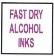 FAST-DRY INDUSTRIAL INKS